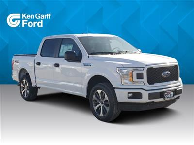 2019 F-150 SuperCrew Cab 4x4, Pickup #1F91493 - photo 1