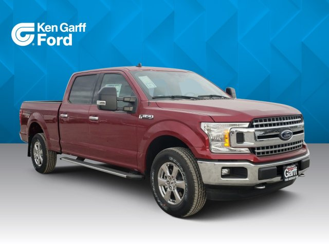 2019 F-150 SuperCrew Cab 4x4, Pickup #1F91497 - photo 1
