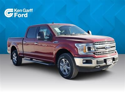 2019 F-150 SuperCrew Cab 4x4, Pickup #1F91500 - photo 1