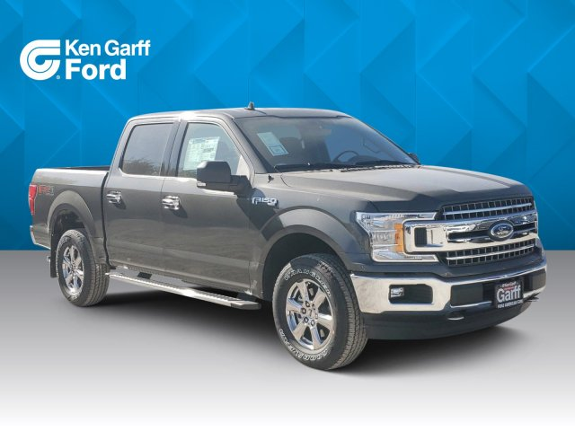2019 F-150 SuperCrew Cab 4x4, Pickup #1F91501 - photo 1