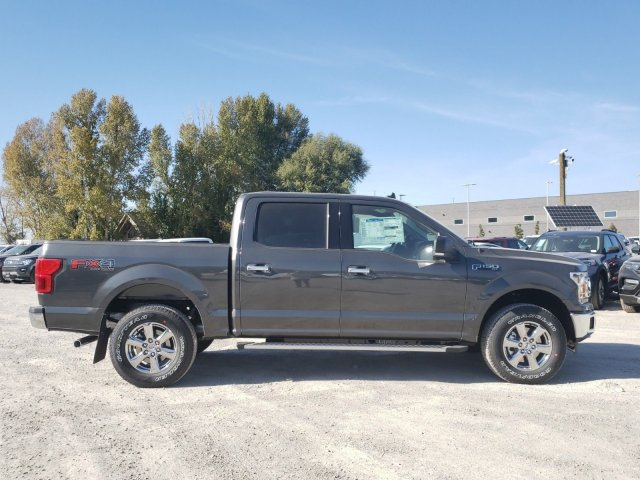 2019 F-150 SuperCrew Cab 4x4, Pickup #1F91501 - photo 3