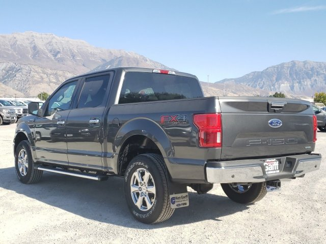 2019 F-150 SuperCrew Cab 4x4, Pickup #1F91501 - photo 5