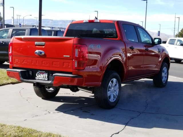 2019 Ranger SuperCrew Cab 4x4, Pickup #1F91503 - photo 2