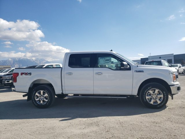 2019 F-150 SuperCrew Cab 4x4, Pickup #1F91509 - photo 3