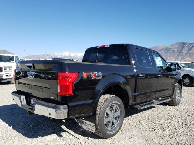 2019 F-150 SuperCrew Cab 4x4, Pickup #1F91554 - photo 2