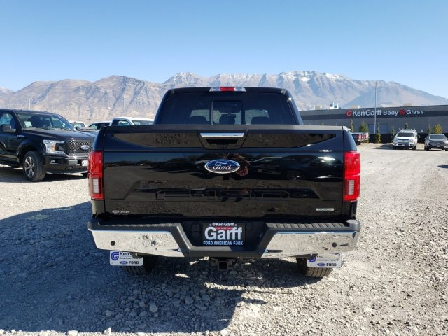 2019 F-150 SuperCrew Cab 4x4, Pickup #1F91554 - photo 4