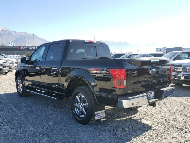 2019 F-150 SuperCrew Cab 4x4, Pickup #1F91554 - photo 5