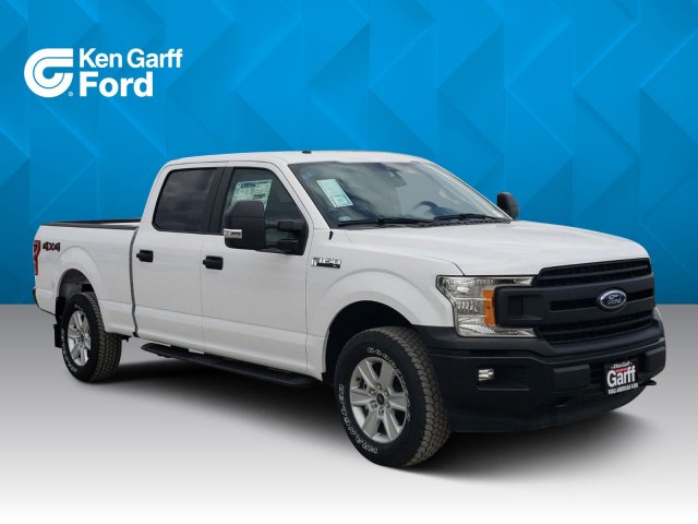 2019 F-150 SuperCrew Cab 4x4, Pickup #1F91565 - photo 1