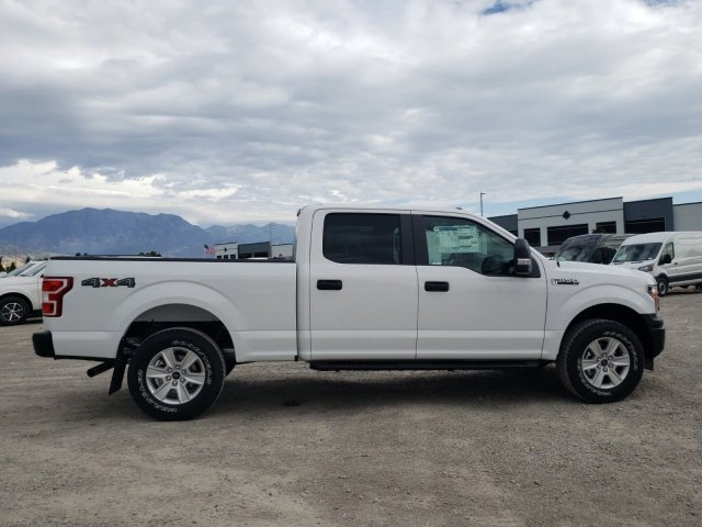 2019 F-150 SuperCrew Cab 4x4, Pickup #1F91565 - photo 3