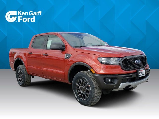 2019 Ranger SuperCrew Cab 4x4,  Pickup #1F91574 - photo 1