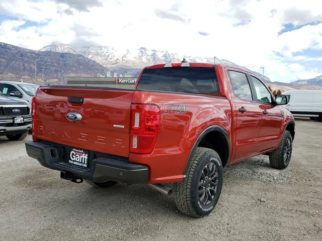 2019 Ranger SuperCrew Cab 4x4,  Pickup #1F91574 - photo 2
