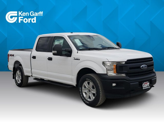 2019 F-150 SuperCrew Cab 4x4,  Pickup #1F91580 - photo 1