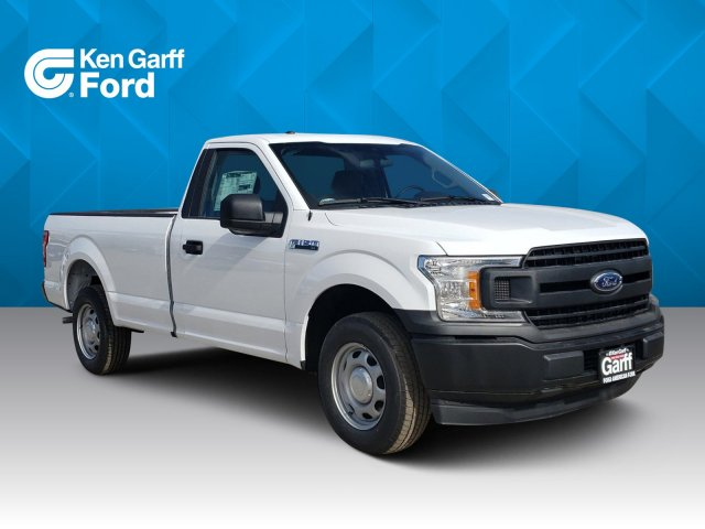 2019 F-150 Regular Cab 4x2, Pickup #1F91585 - photo 1