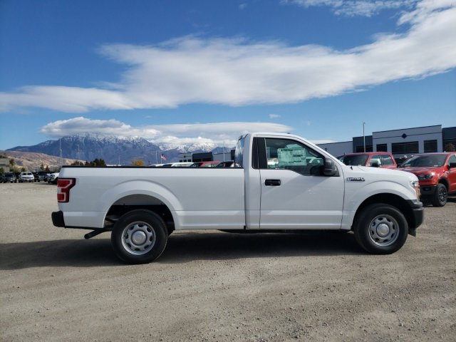 2019 F-150 Regular Cab 4x2, Pickup #1F91585 - photo 3