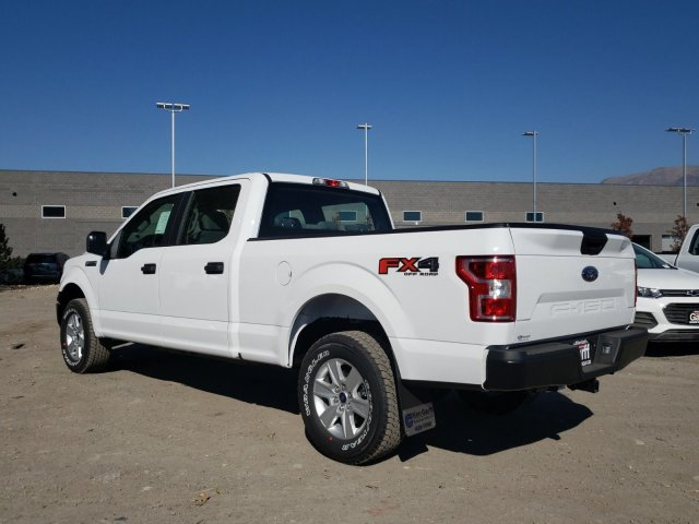 2019 F-150 SuperCrew Cab 4x4,  Pickup #1F91595 - photo 5