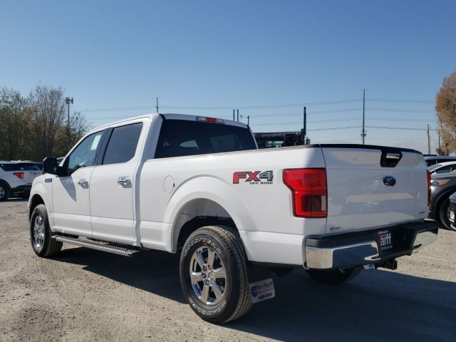 2019 F-150 SuperCrew Cab 4x4, Pickup #1F91605 - photo 5