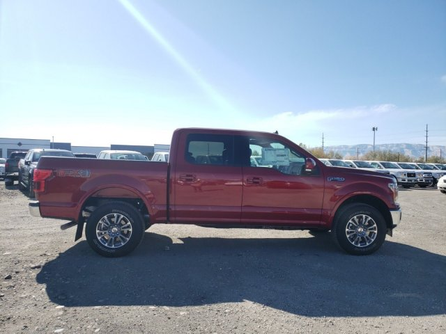 2019 F-150 SuperCrew Cab 4x4, Pickup #1F91622 - photo 3