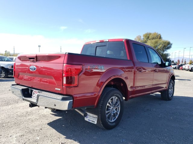 2019 F-150 SuperCrew Cab 4x4, Pickup #1F91622 - photo 2