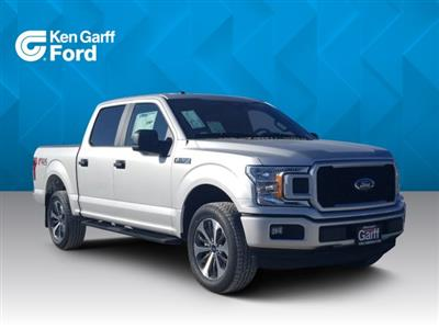2019 F-150 SuperCrew Cab 4x4, Pickup #1F91628 - photo 1