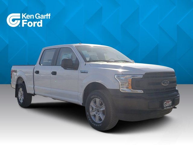 2019 F-150 SuperCrew Cab 4x4, Pickup #1F91650 - photo 1