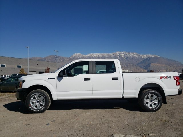 2019 F-150 SuperCrew Cab 4x4, Pickup #1F91650 - photo 6
