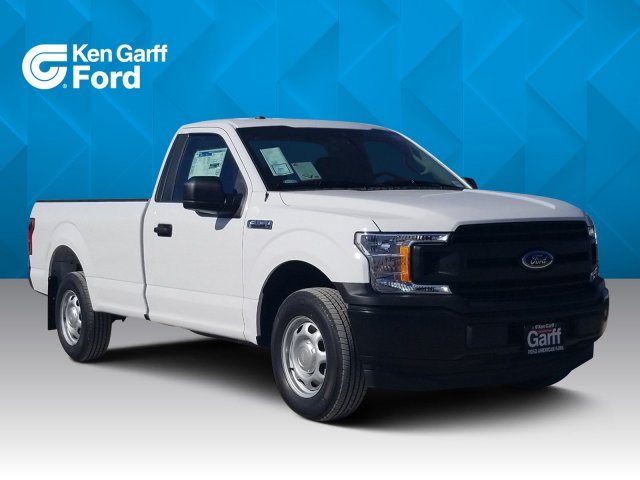 2019 F-150 Regular Cab 4x2, Pickup #1F91657 - photo 1