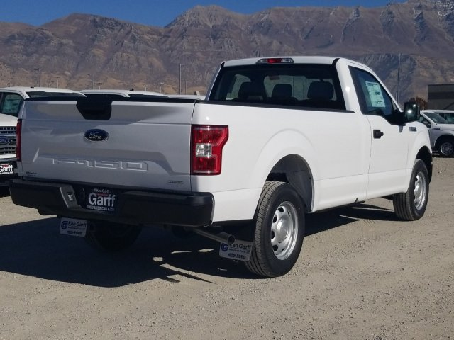 2019 F-150 Regular Cab 4x2, Pickup #1F91657 - photo 2