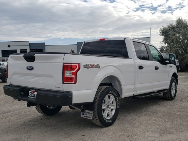 2019 F-150 SuperCrew Cab 4x4, Pickup #1F91658 - photo 2