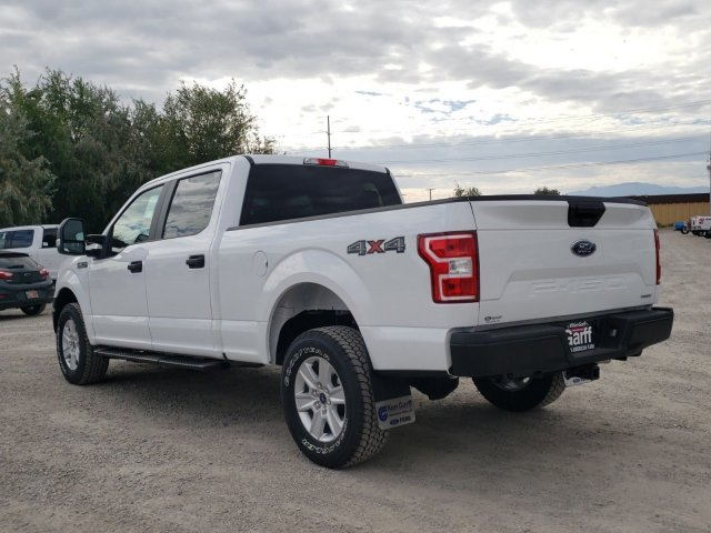 2019 F-150 SuperCrew Cab 4x4, Pickup #1F91658 - photo 5