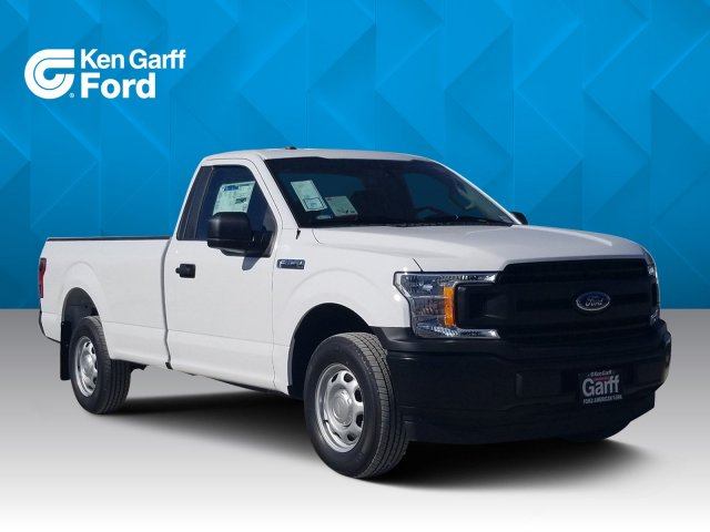 2019 F-150 Regular Cab 4x2, Pickup #1F91667 - photo 1