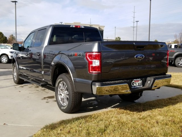 2019 F-150 SuperCrew Cab 4x4, Pickup #1F91695 - photo 5