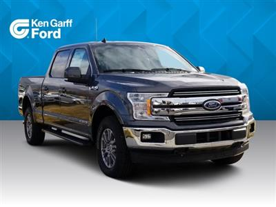 2019 F-150 SuperCrew Cab 4x4, Pickup #1F91695 - photo 1