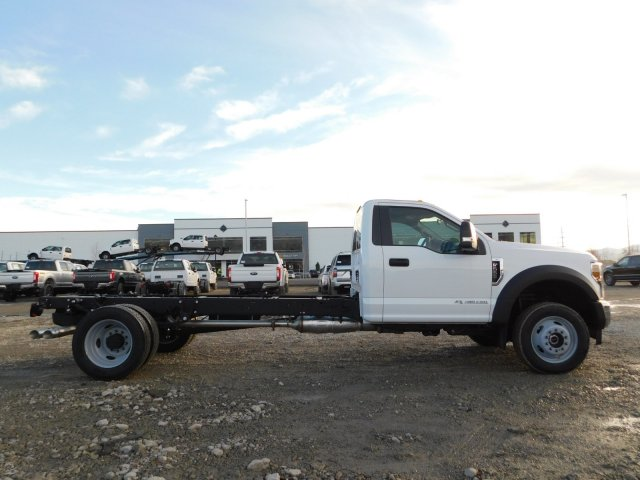 2019 F-550 Regular Cab DRW 4x4,  Cab Chassis #1FD1815 - photo 3