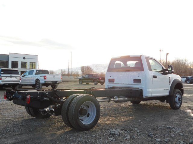 2019 F-550 Regular Cab DRW 4x4,  Cab Chassis #1FD1815 - photo 2