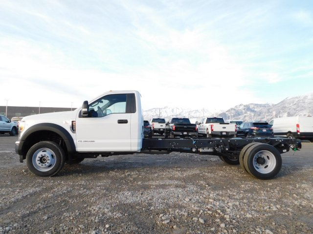 2019 F-550 Regular Cab DRW 4x4,  Cab Chassis #1FD1815 - photo 6