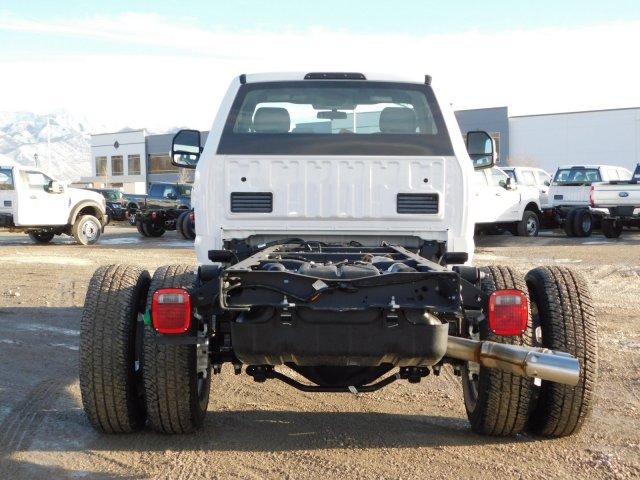 2019 F-350 Regular Cab DRW 4x4,  Cab Chassis #1FD1827 - photo 4