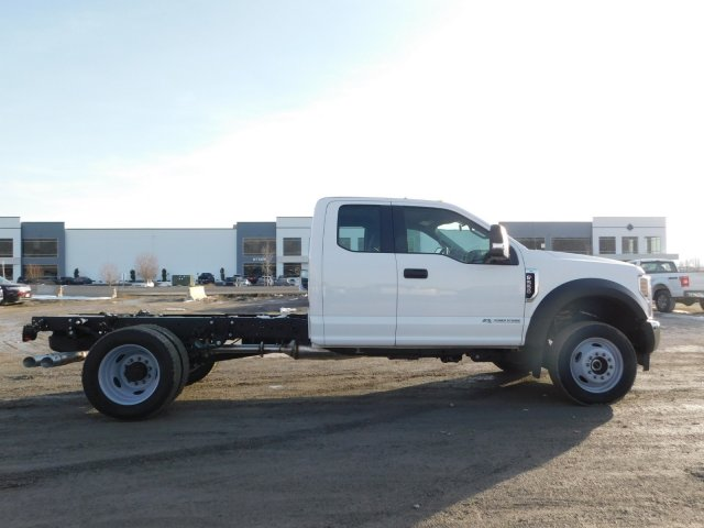 2019 F-550 Super Cab DRW 4x4,  Cab Chassis #1FD1844 - photo 3
