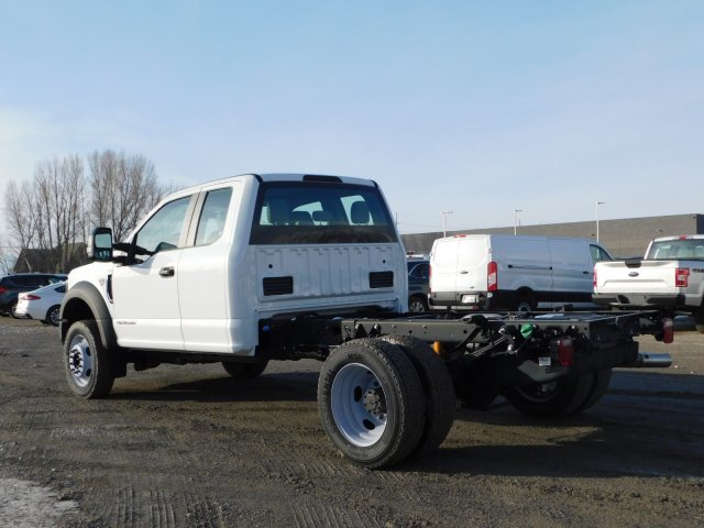 2019 F-550 Super Cab DRW 4x4,  Cab Chassis #1FD1844 - photo 4