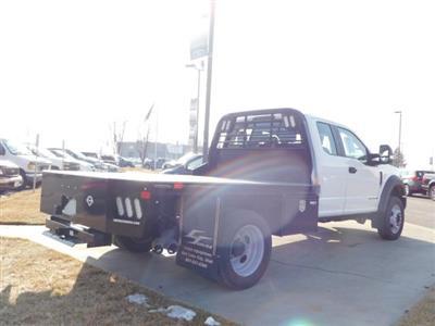2019 F-550 Super Cab DRW 4x4,  CM Truck Beds RD Model Platform Body #1FD1845 - photo 2