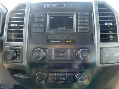 2019 F-550 Super Cab DRW 4x4,  CM Truck Beds RD Model Platform Body #1FD1845 - photo 8
