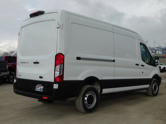 2019 Transit 250 Med Roof 4x2,  Empty Cargo Van #1FD1880 - photo 4