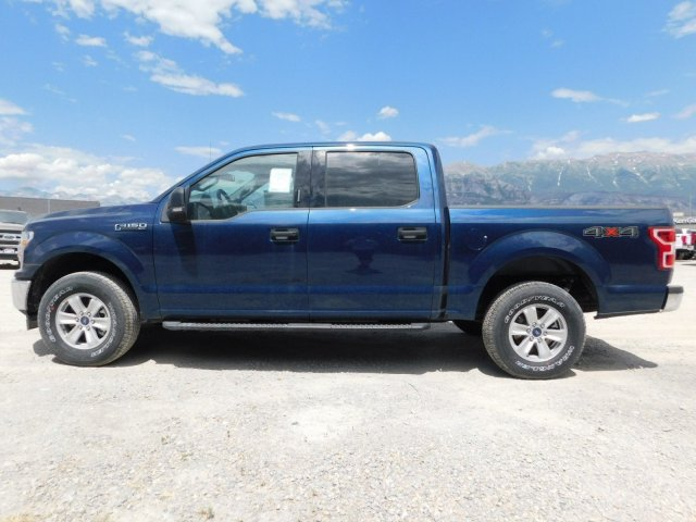 2019 F-150 SuperCrew Cab 4x4,  Pickup #1FD1935 - photo 6