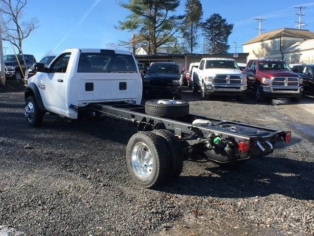 2017 Ram 5500 Regular Cab DRW 4x4, Cab Chassis #22619 - photo 2