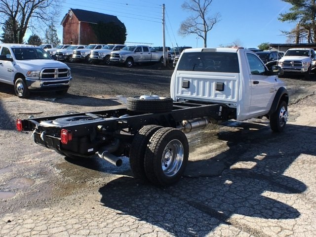 2017 Ram 5500 Regular Cab DRW 4x4, Cab Chassis #22619 - photo 3