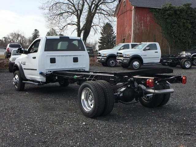 2017 Ram 5500 Regular Cab DRW 4x4, Cab Chassis #22673 - photo 2