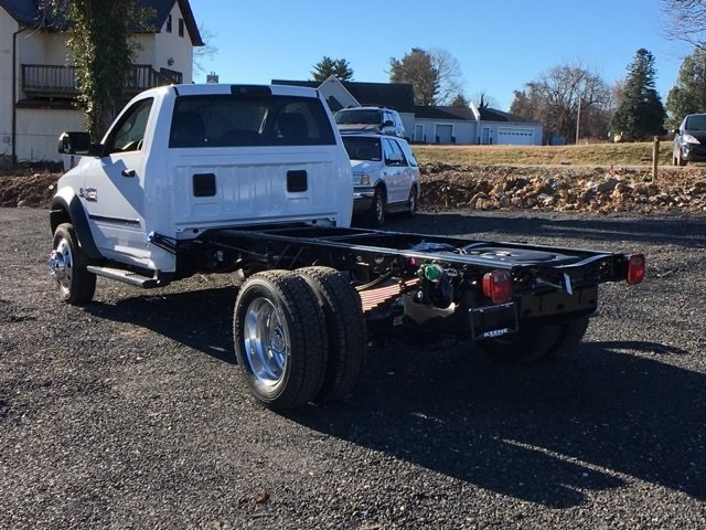 2017 Ram 4500 Regular Cab DRW 4x4, Cab Chassis #22678 - photo 2