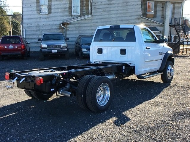 2017 Ram 4500 Regular Cab DRW 4x4,  Cab Chassis #22678 - photo 3