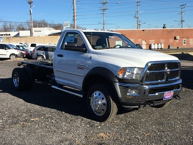 2017 Ram 4500 Regular Cab DRW 4x4, Cab Chassis #22678 - photo 4