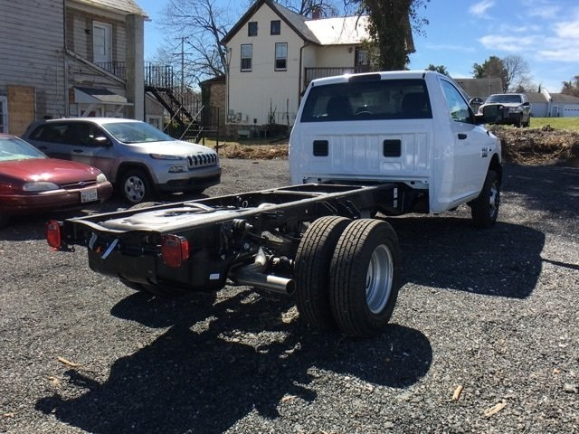 2017 Ram 3500 Regular Cab DRW 4x4, Cab Chassis #22743 - photo 3