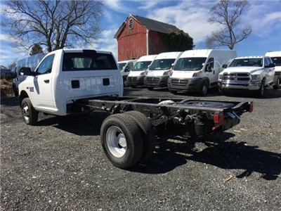 2017 Ram 3500 Regular Cab DRW 4x4, Cab Chassis #22743 - photo 2